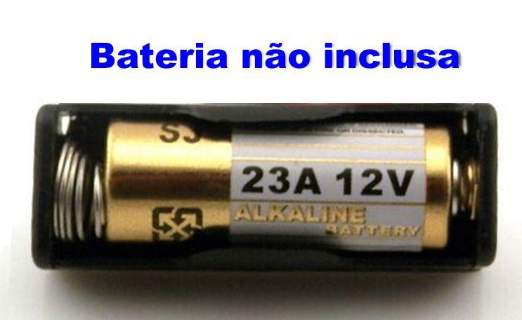 Suporte P/ Pilha LRA 23A / 27A 12V  - Eletroinfocia