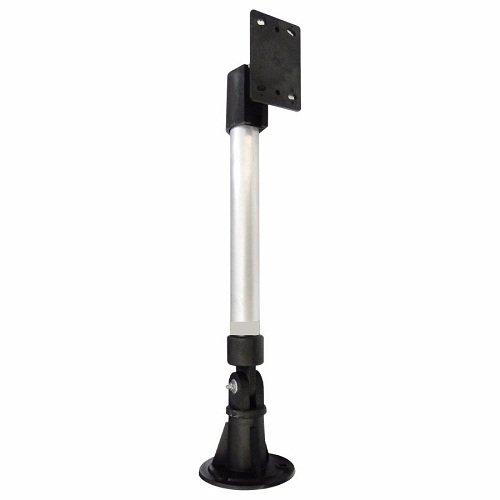 Suporte P/ Sensor Barreira 0,60M Aluminio  - Eletroinfocia