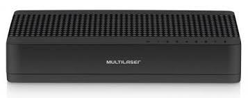 Switch Mini Soho 8 Portas RE308 Multilaser