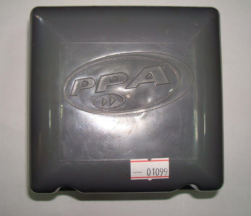 Tampa da Central Universal Cinza P01099 PPA  - Eletroinfocia