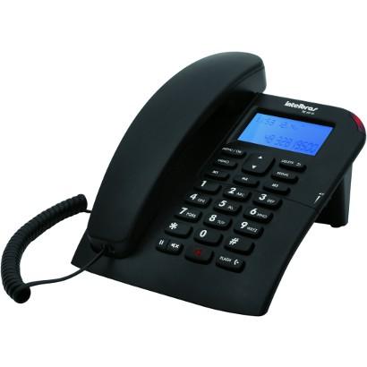 Telefone TC 60 ID C/ID de Chamadas+Viva-Voz Intelbras