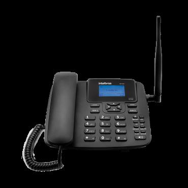 Celular Fixo GSM CF 4202 Intelbras  - Eletroinfocia