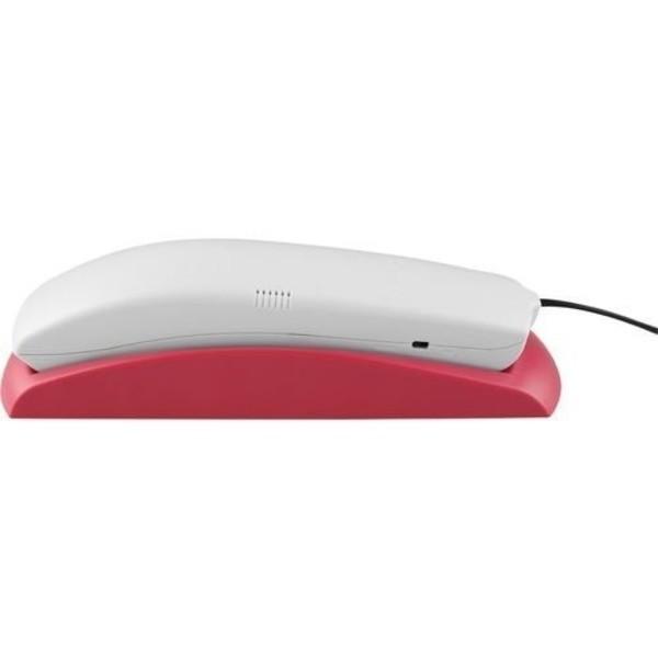 Telefone Gôndola TC 20 (Cz Artico/Rosa) Intelbras  - Eletroinfocia