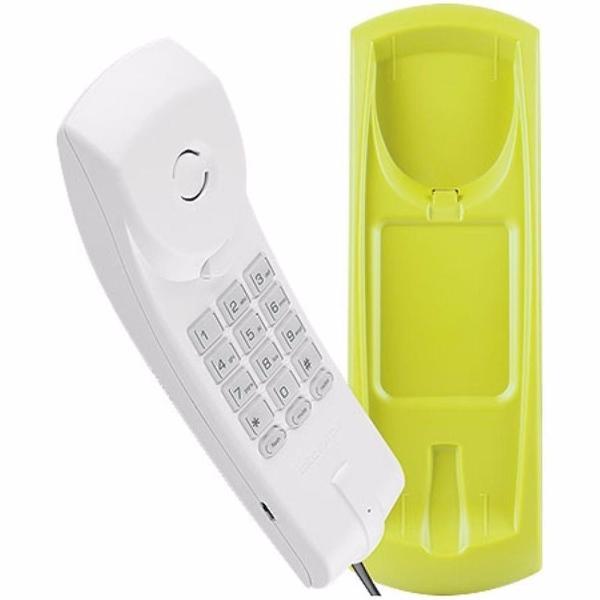 Telefone Gondola Tc 20 (Cz Artico/Verde) Intelbras  - Eletroinfocia