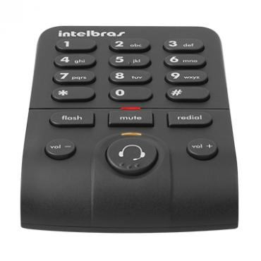 Telefone Headset BDI 10 Intelbras