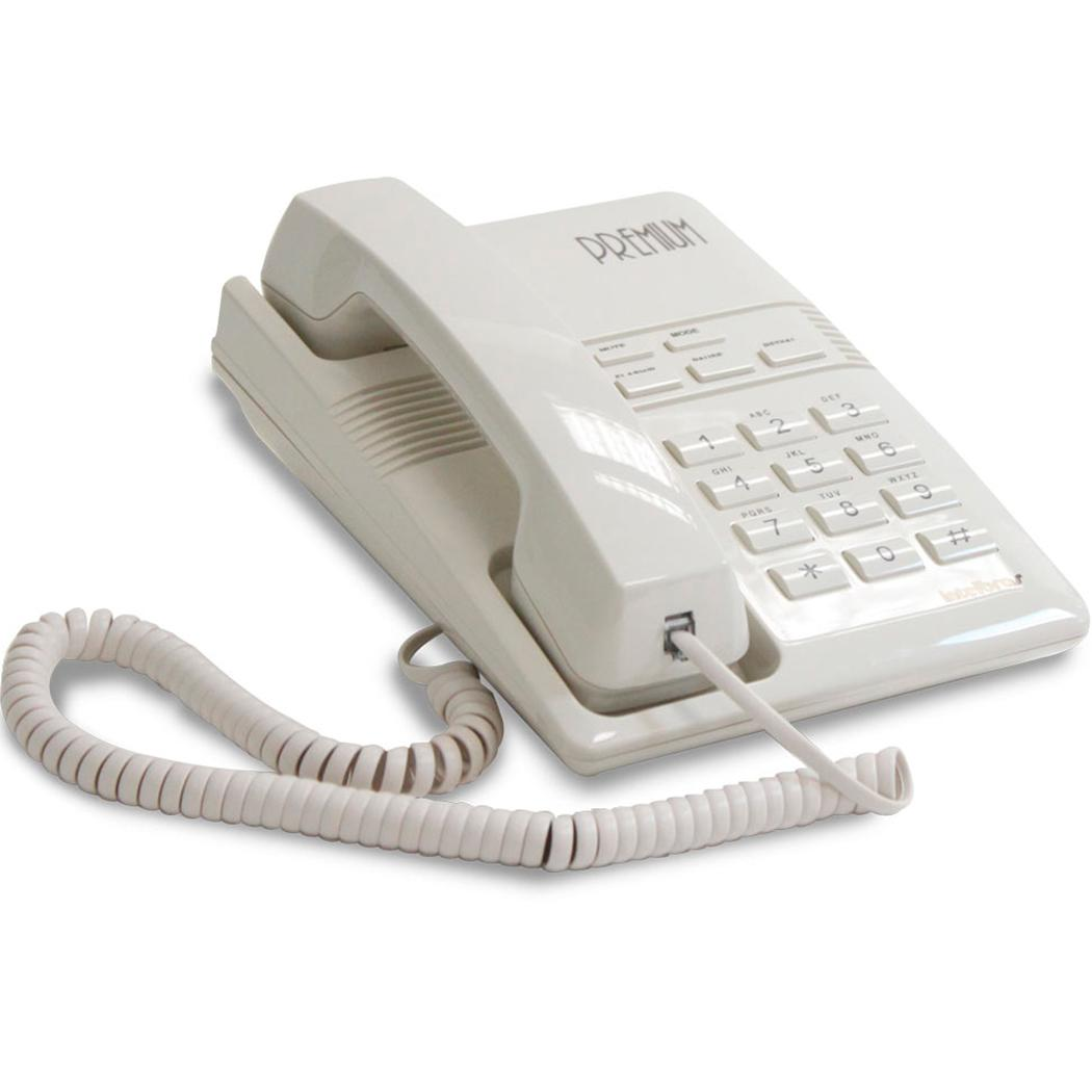 Telefone Premium c/ Chave Pérola Intelbras *  - Eletroinfocia