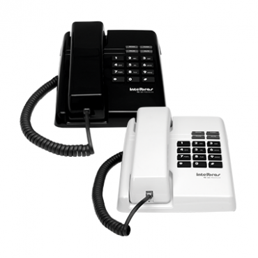 Telefone TC 50 Premium (Branco) Intelbras  - Eletroinfocia
