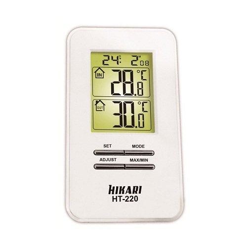 Termômetro  Digital HT-220 21N145 Hikari  - Eletroinfocia