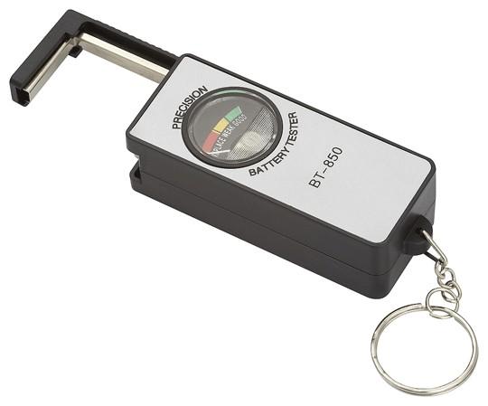 Testador de Baterias AA/AAA/C/D/N e 9V Konshi