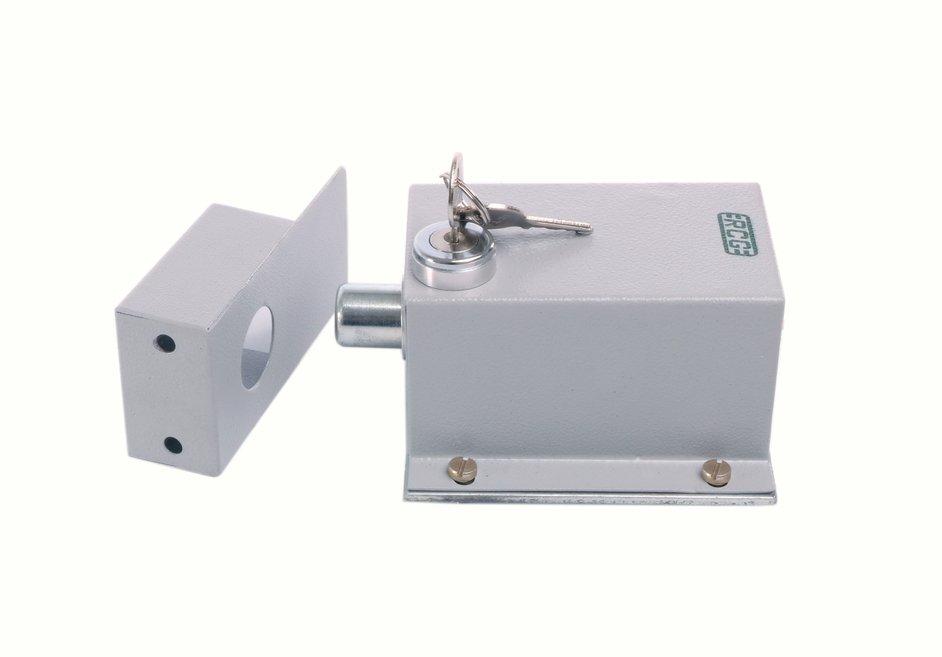 Trava Eletromagnética p/ Portão Eletrônico Gate Look RCG  - Eletroinfocia
