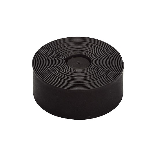 Tubo Termo Retrátil 9,0MM Emborrachado 2Mt Preto