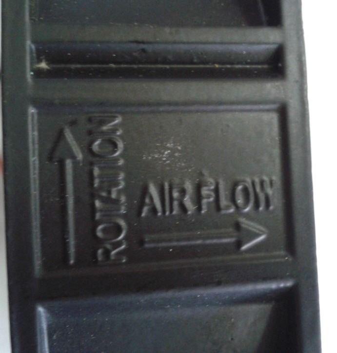 Microventilador 120X120X38MM Bi-Volt (Sleeve) Mancal  - Eletroinfocia