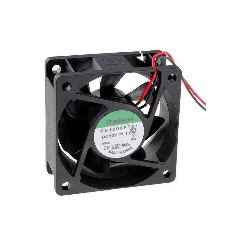 Microventilador 60X60X25MM 12V CC