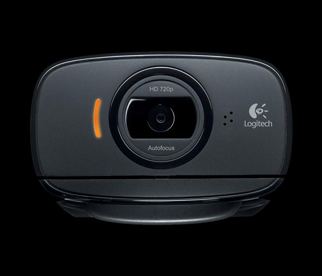 Webcam HD C525 Logitech