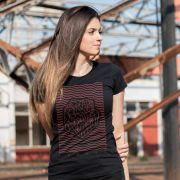 Camiseta Feminina Fresno A Sinfonia de Tudo Que Há