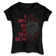 Camiseta Feminina Fresno Vibra��es