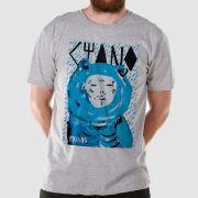 Camiseta Masculina Fresno Capa Ciano