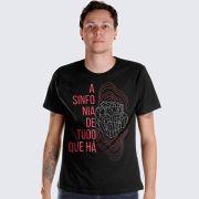 Camiseta Masculina Fresno Vibrações