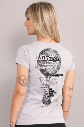 Camiseta Feminina Fresno Milonga