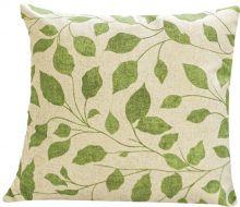 Almofada 45cm x 45cm Impermeável 1 peças - Verde Folhas