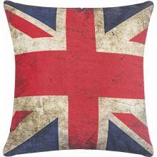 Almofada 48cm Fantasy Inglaterra com 2 peças
