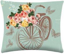 Almofada Digitais Bicicleta com 2 peças