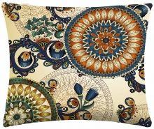 Almofada Digitais Mandala com 2 peças