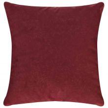 Capa de Almofada 45cm Glamour Vermelho com 1 peças