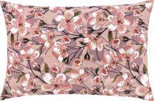 Capa de Almofada  Fascínio Rose Floral com 1 peças