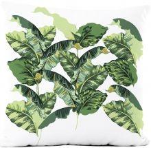 Capa de Almofada Silk Impressão Digital estampa Calatéia