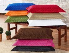 Porta Travesseiro Clean com 2 peças