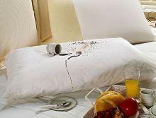 Protetor para Travesseiro Impermeabilizado de 70cm x 50cm com Ziper 01 peça - Protetor de Travesseiro Impermeabilizado