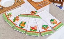 Semaninha 7 Peças Viés 7 peças - Verde