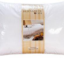 Travesseiro de Cama 90cm x 50cm Percal 200 fios - Travesseiro Impermeavel