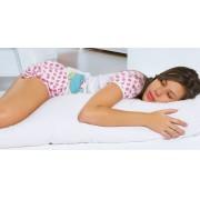 Travesseiro para Corpo Xuxao Travesseirão Durma Abracado - Travesseiro Grande para Corpo Abraccio