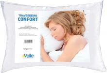 Travesseiro Percal Confort 1 peças - Único