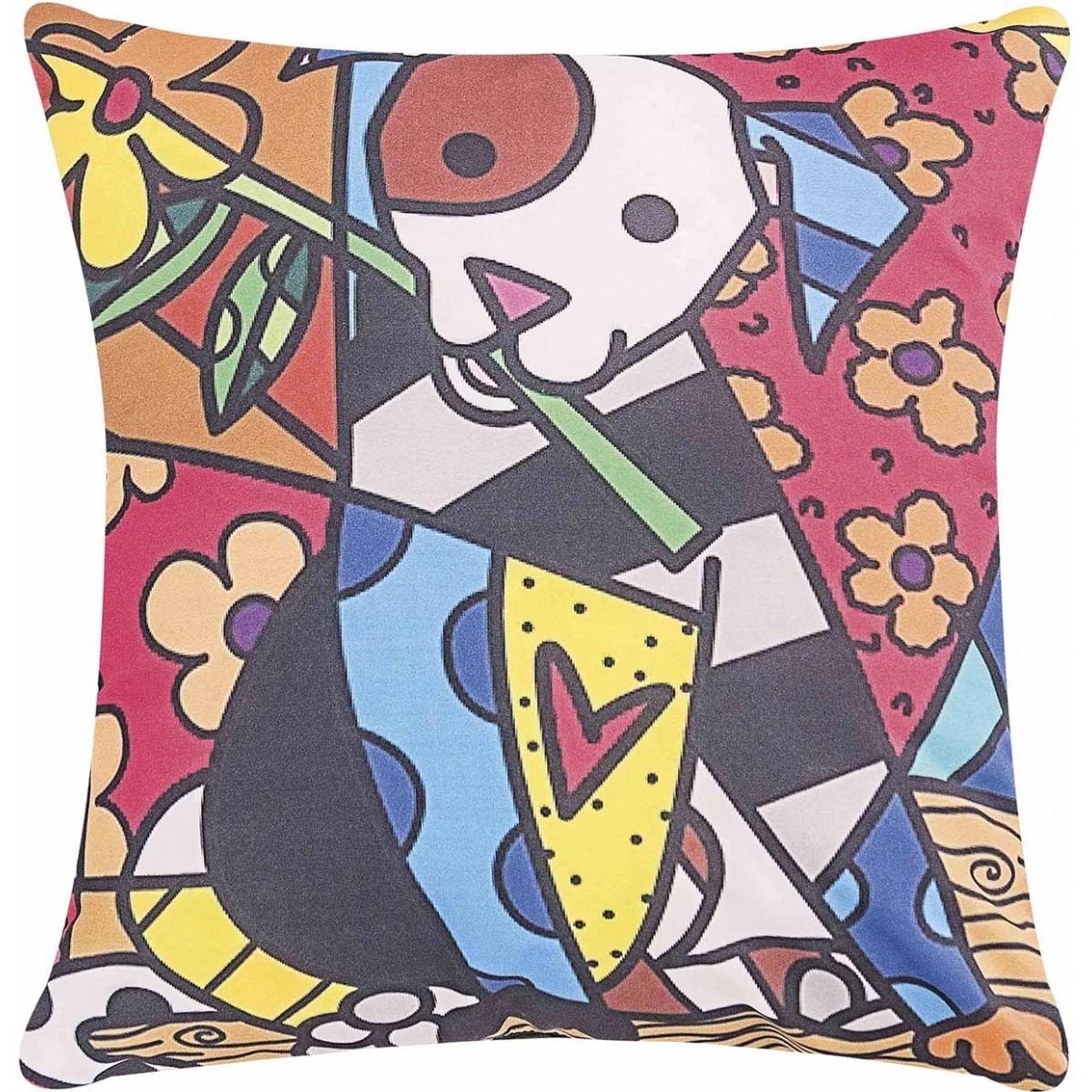 Almofada 48cm Fantasy Cachorro com 2 peças