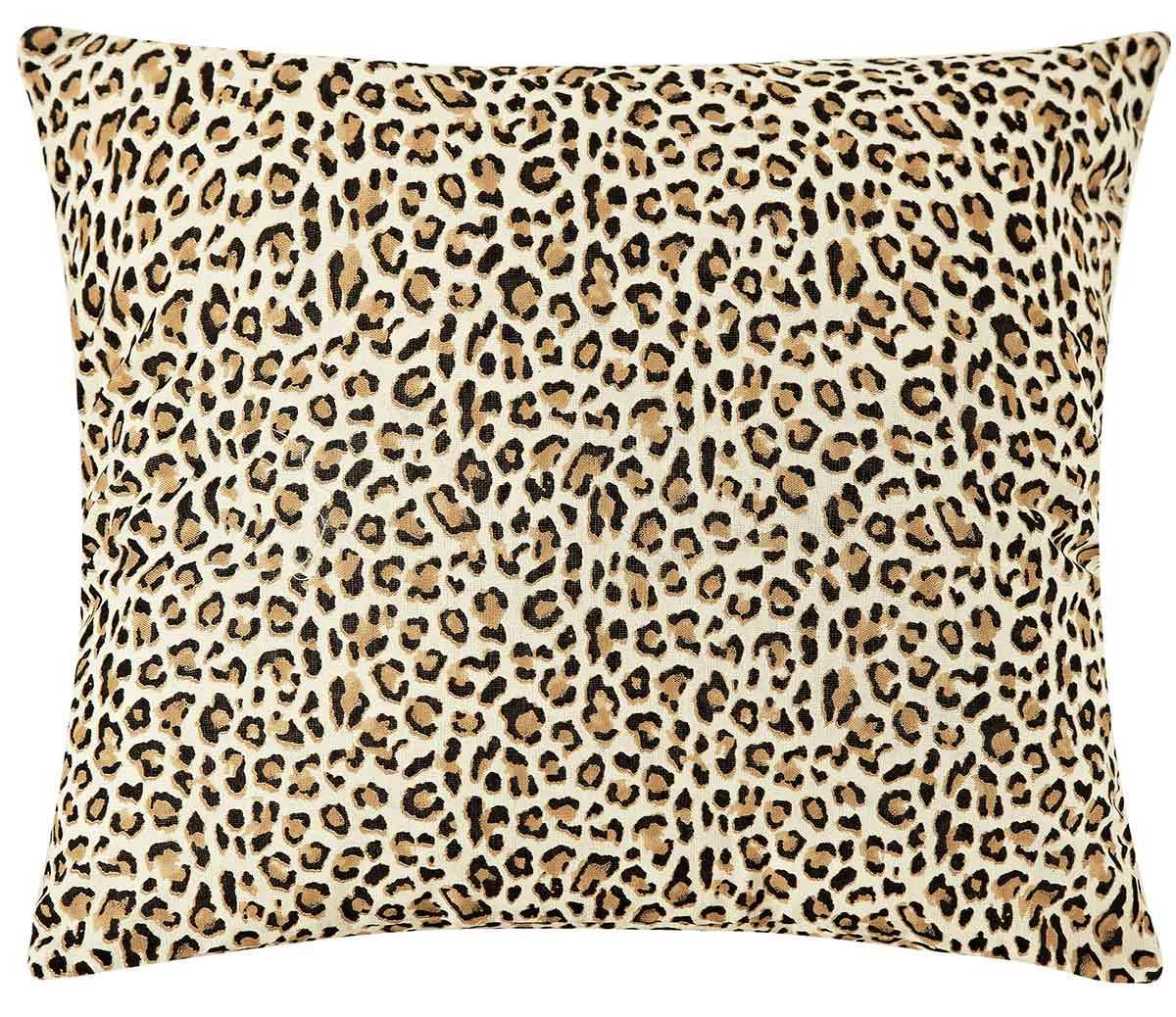 Almofadas Avulsa 40cm x 40cm  Onça Estampado com 1 peças