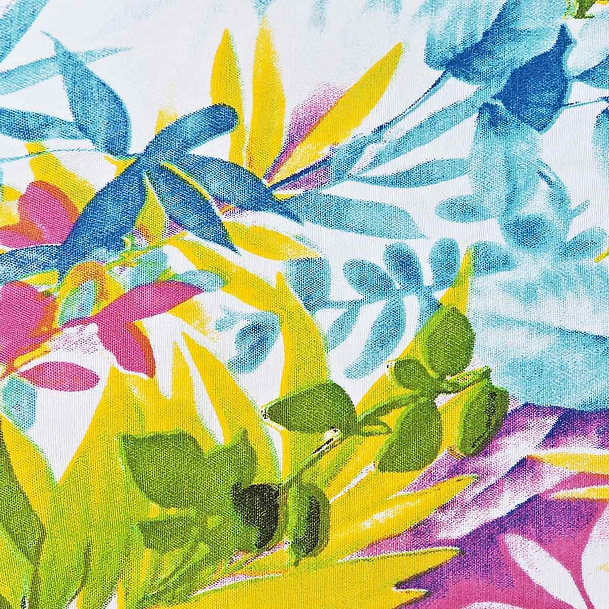 Almofadas Avulsa 40cm x 40cm  Plantas Estampado com 1 peças