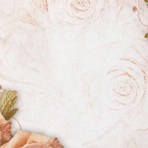 Capa de Almofada 45cm Capa de Almofada Silk Floral Bege com 1 peças em Poliéster
