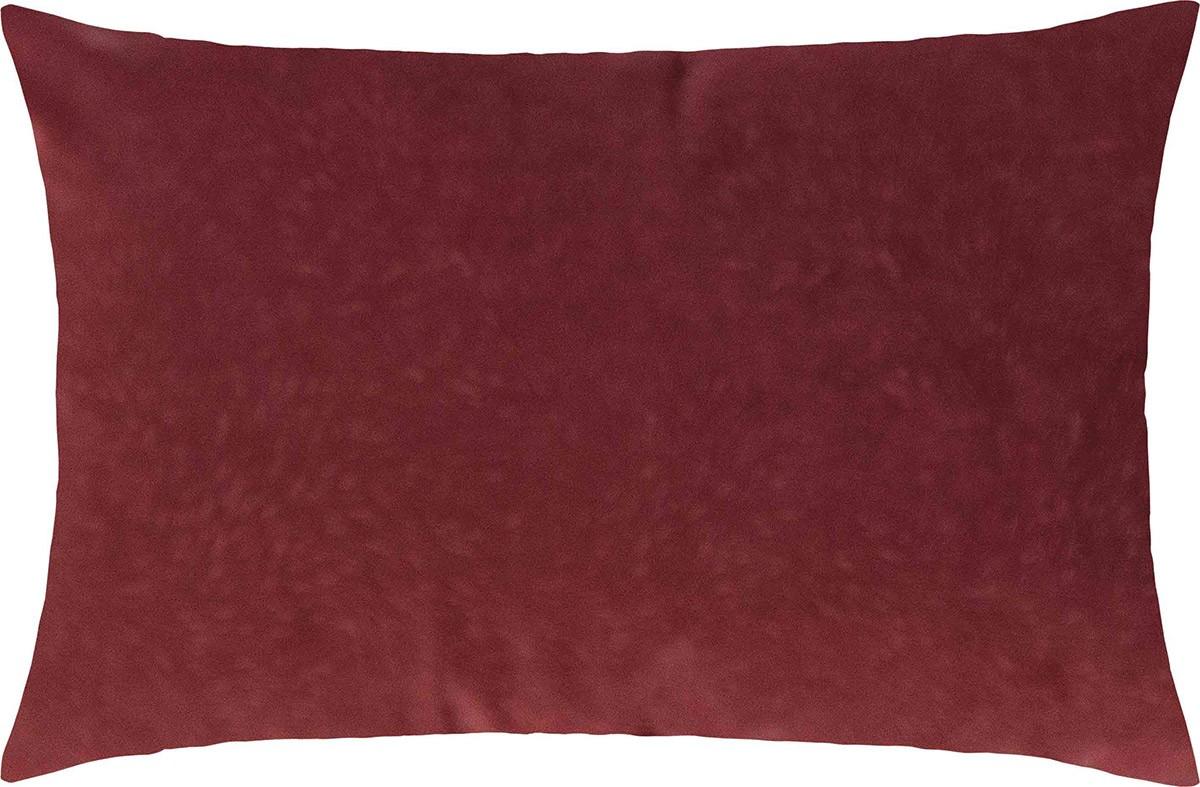 Capa de Almofada  Glamour Vermelho com 1 peças