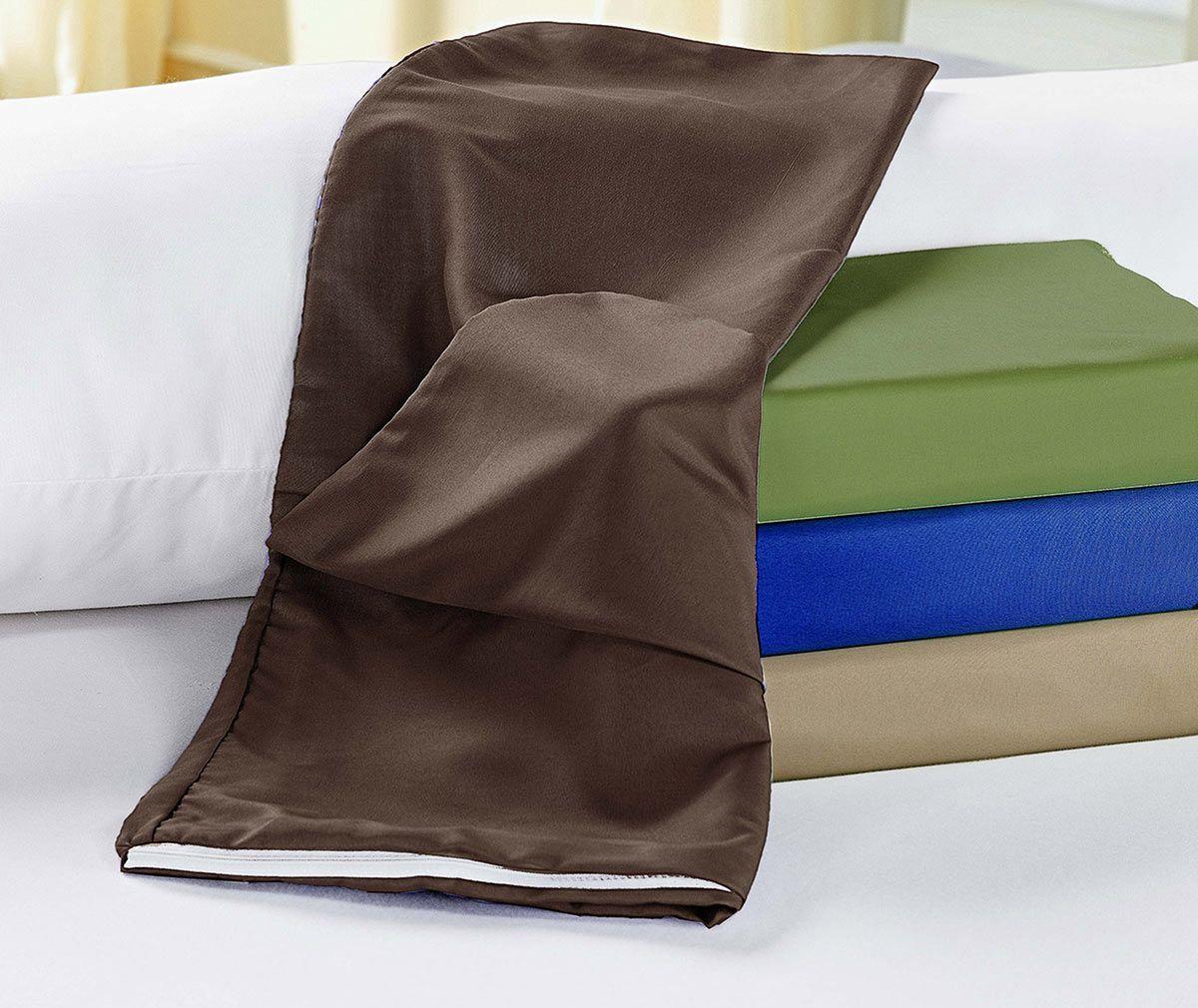 Capa de Travesseirão Rafaela Microfibra 1,40m x 45cm com 1 peça