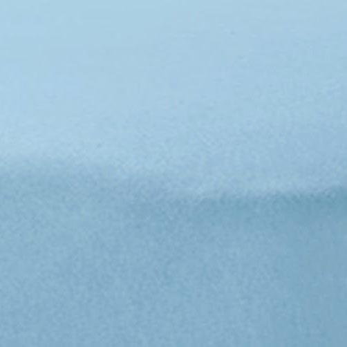 Capa Protetora de Colchão Queen Revest Azul Claro com 1 peças em Algodão