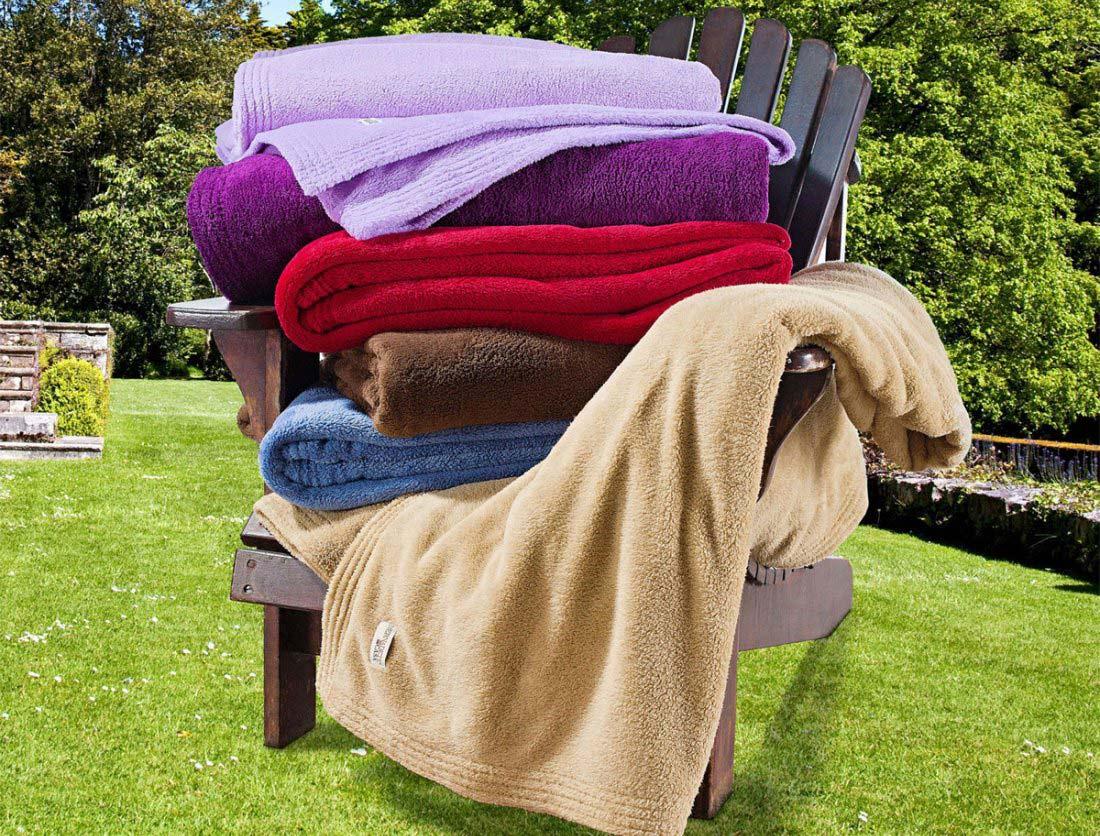 Cobertor Soft Ideal para dias de frio - escolha sua cor