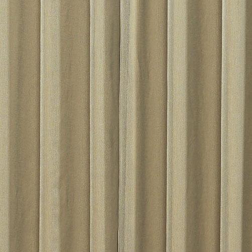 Cortina 3 Metros Charme Verde com 1 peças em Poliéster