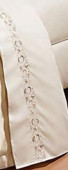 Lençol de Cama Lancaster Cama King Size com 04 peças - Roupa de Cama Lancaster