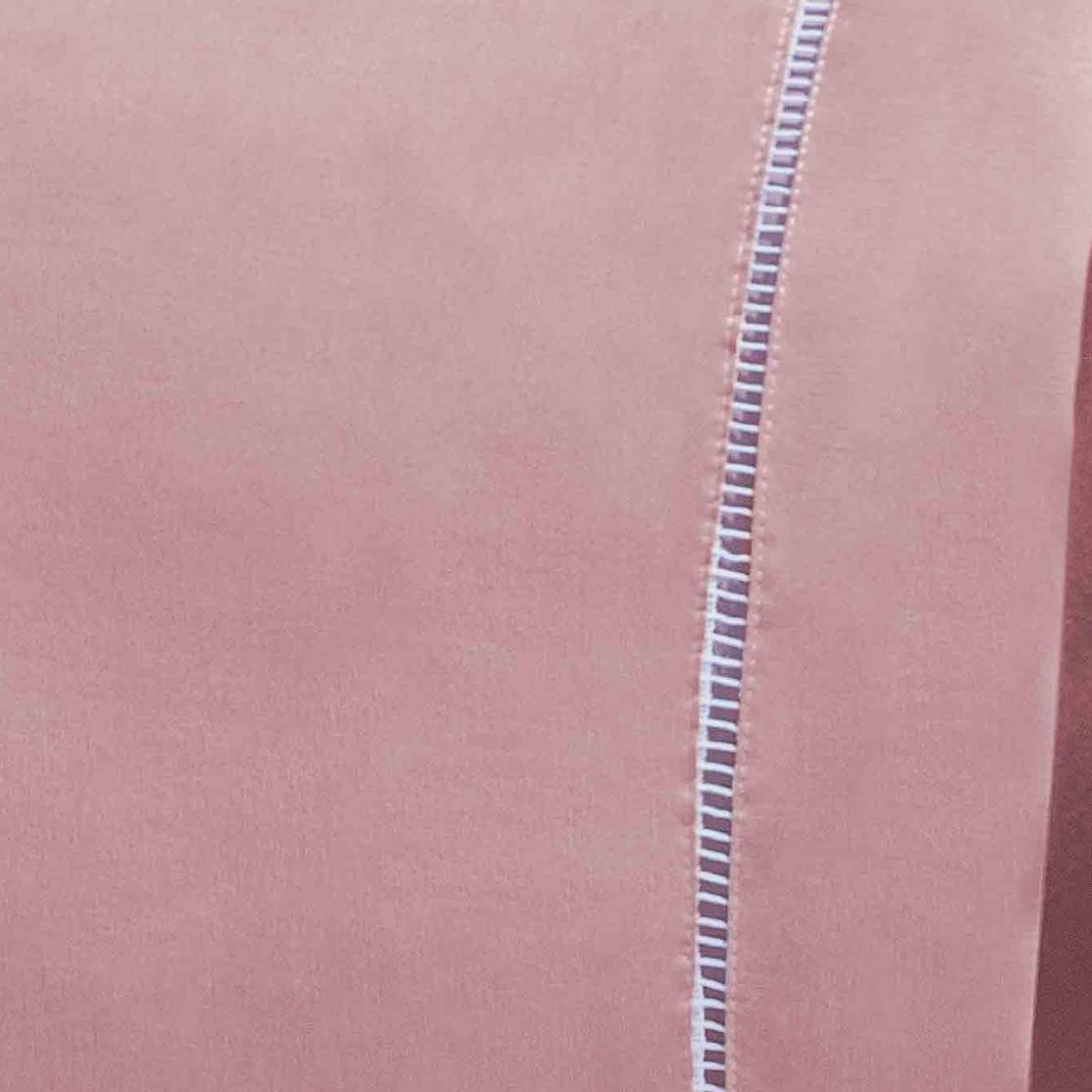 Lençol Solteiro Ponto Palito com 3 peças