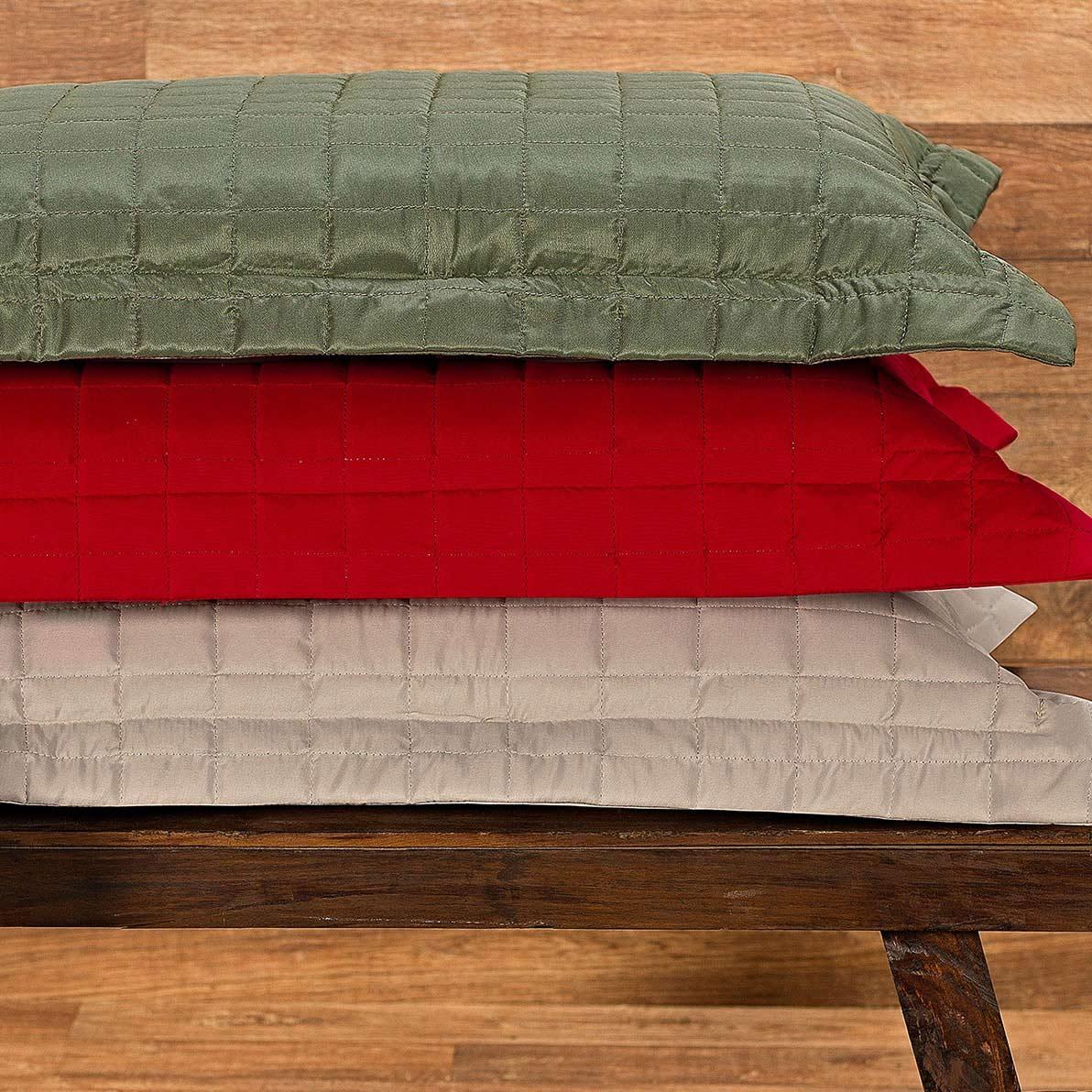 Porta Travesseiro Avulsa Chade 1 peças Poliéster
