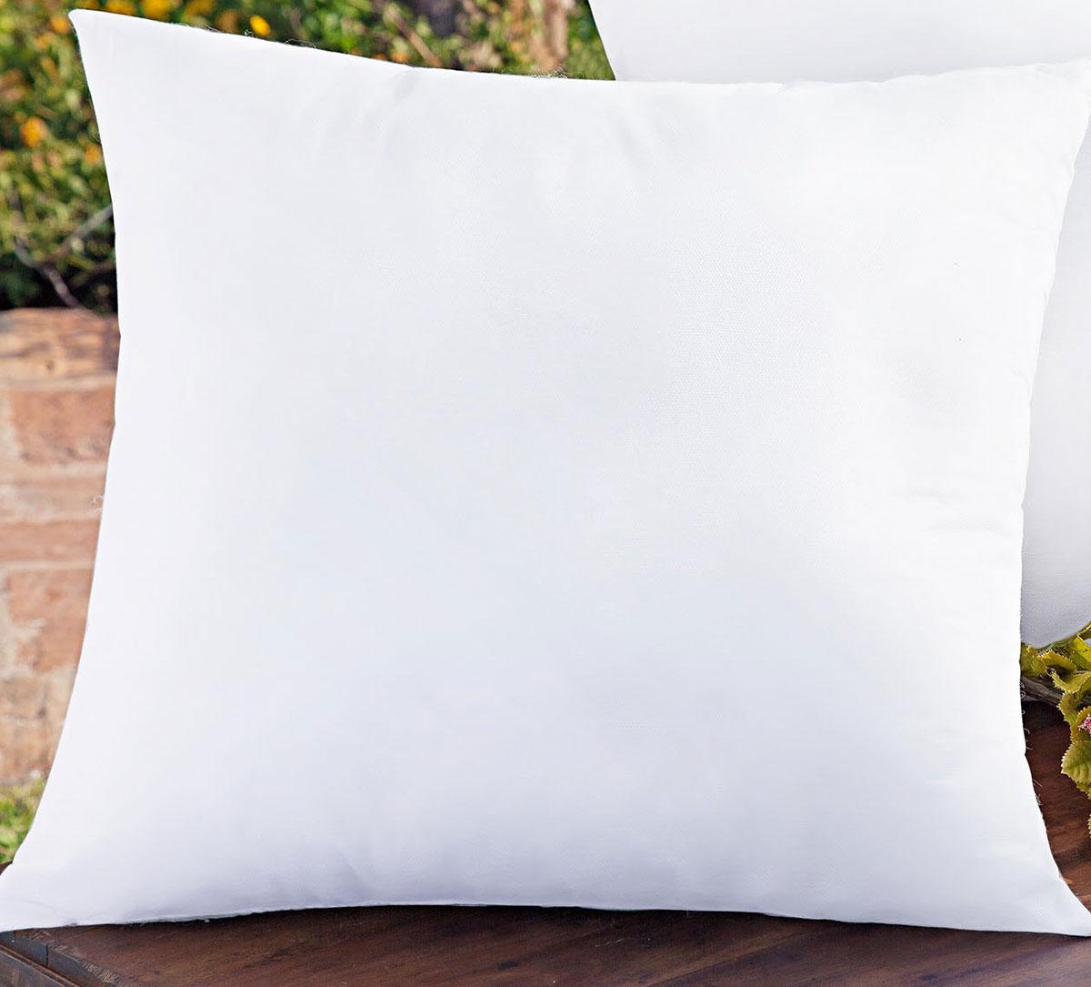 Refil de Almofada 45cm Branco Ciass 1 peças Polipropileno