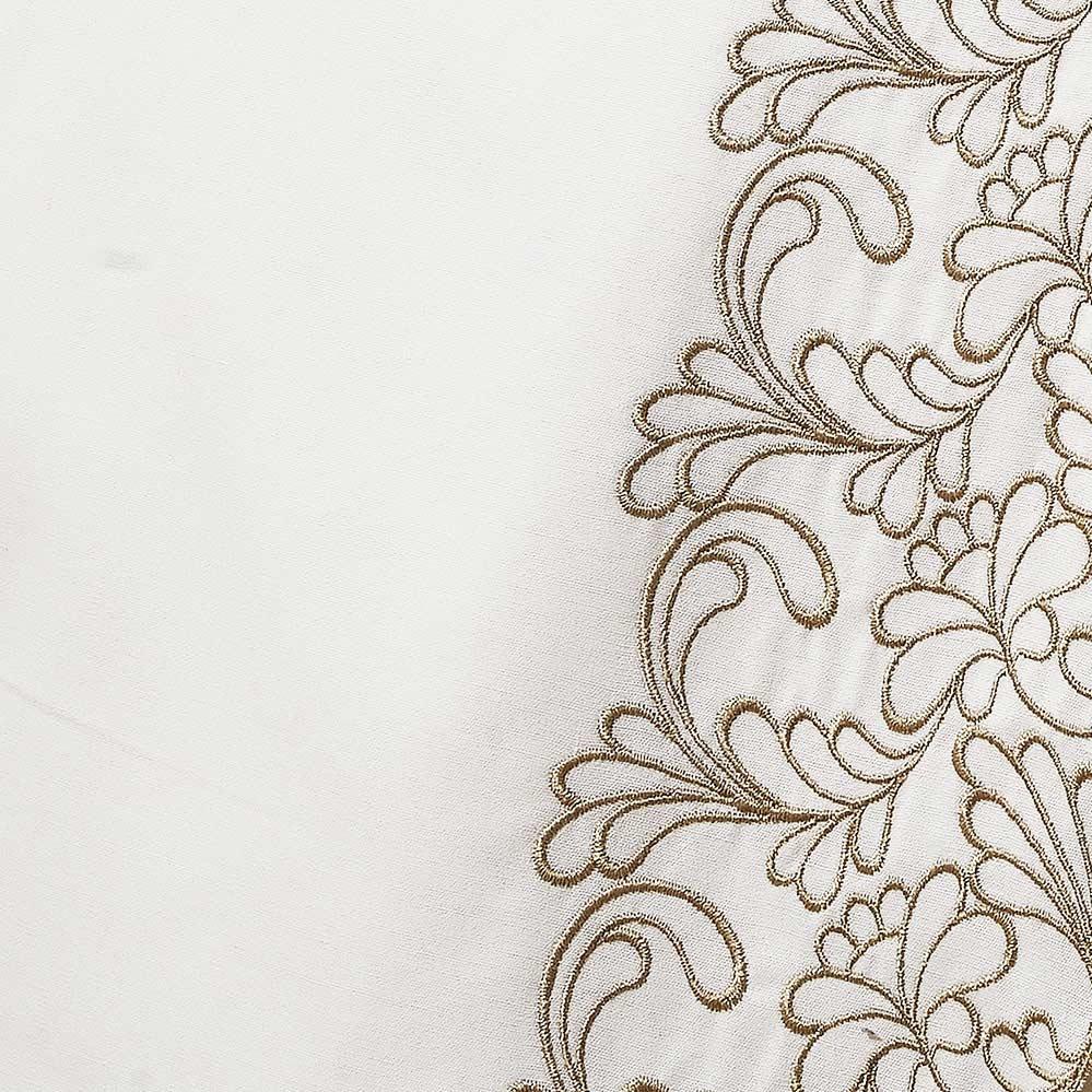 Roupa de Cama Ravi Queen Palha com 4 peças